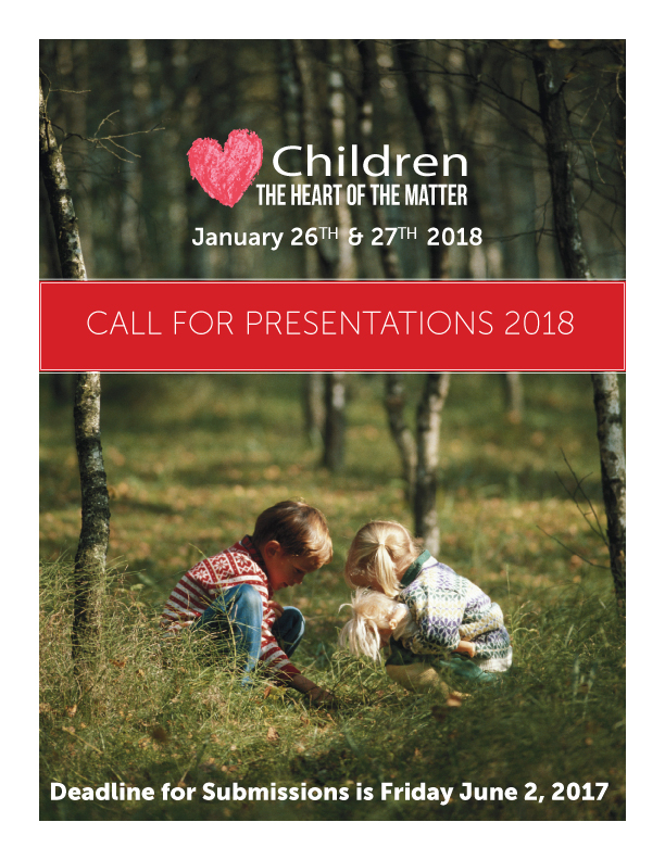 call for presentations 2018