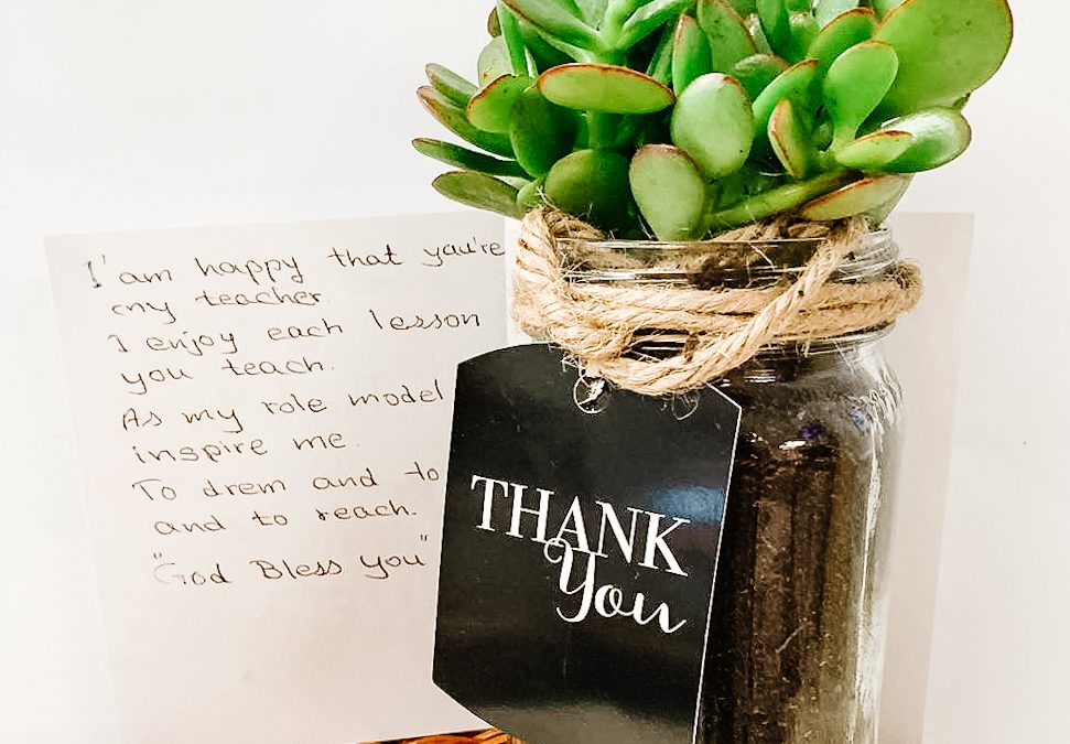 This Thank You Made Our Day
